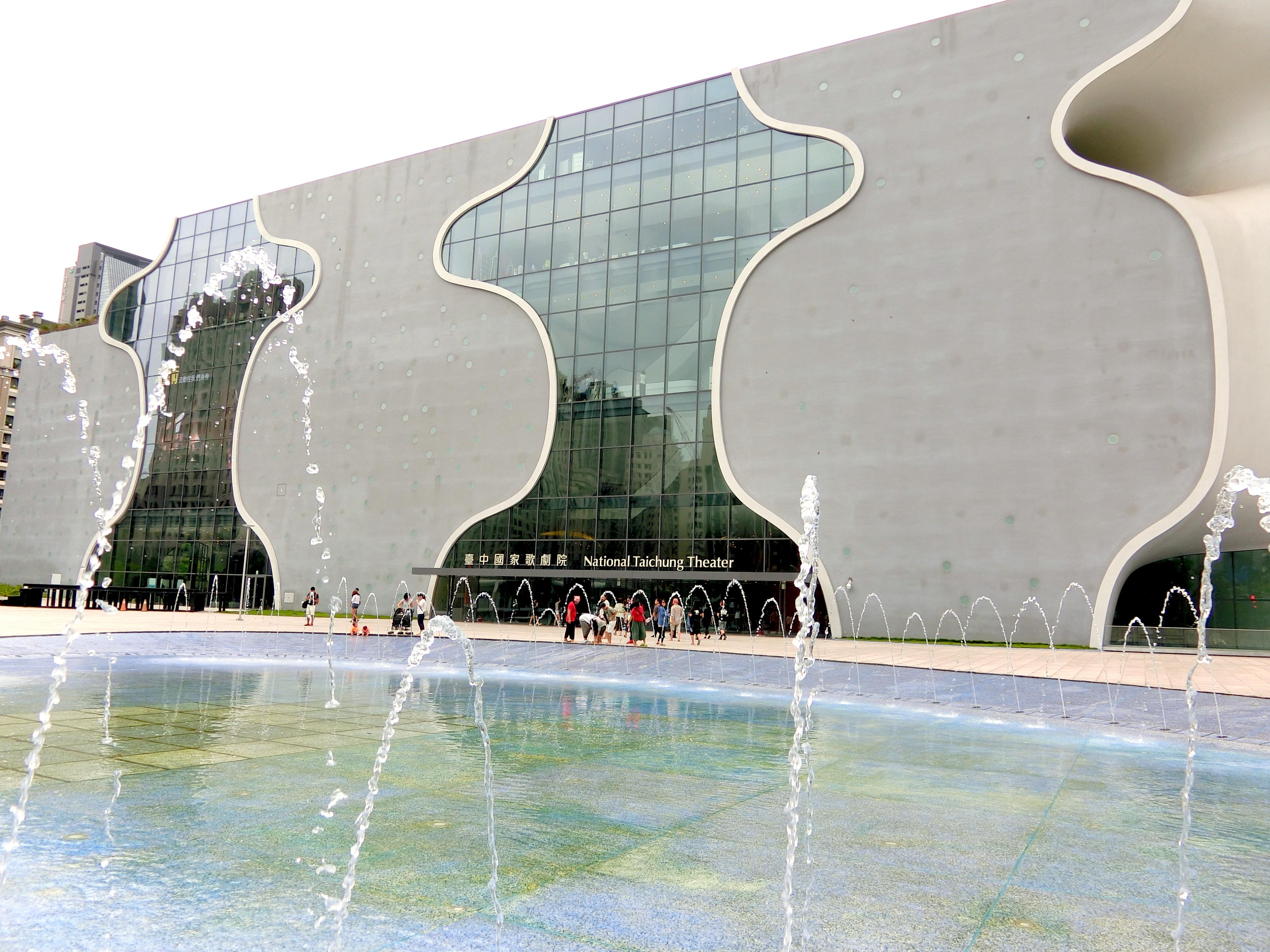 台中市内はバスも無料!彩虹眷村から歌劇院まで「台中」を愛してやまない7つの理由