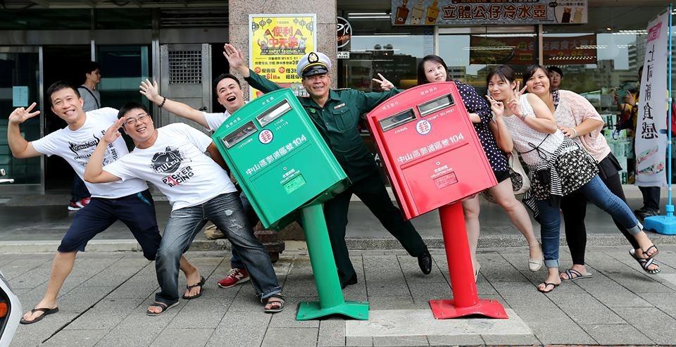 人生何があっても大丈夫!台湾人に愛される「笑顔の萌えポスト」に会いに行こう