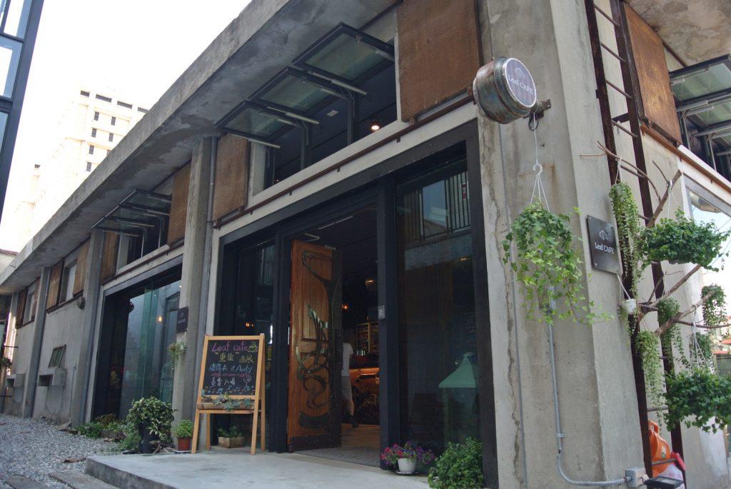 花蓮港の歴史と現代芸術が融合したリノベーション民宿「The Leaf Inn葉宿文旅」(花蓮市内)