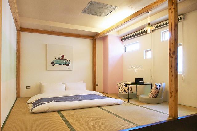 ハンモック付きのお部屋が人気、北欧風のこだわり内装に太陽の光が溢れる「好得文旅」(台北・松江南京)