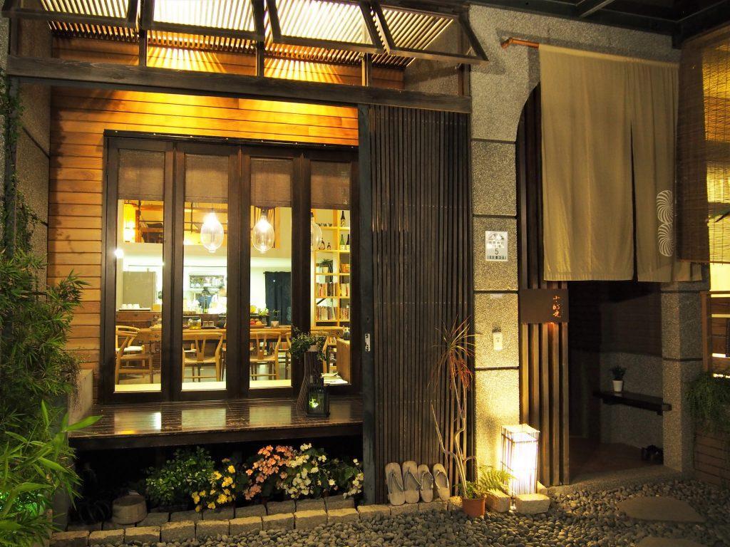 海を越えた先にある小京都。木のぬくもりと和を感じる民宿「小時光」(宜蘭・羅東)