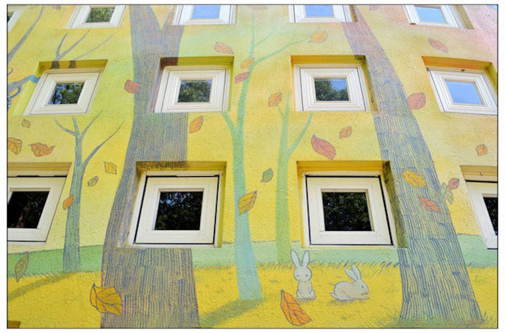 台湾の小学校はフォトスポットだらけ!?世界で一つだけのデザインがとってもキュートな小学校4選♡