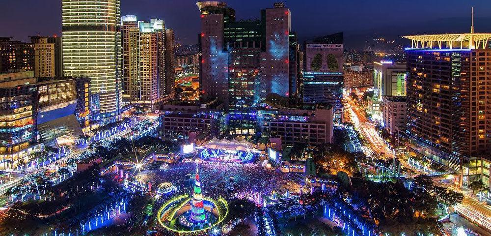 【2019.11.15〜2020.1.1】2020新北市歡樂耶誕城 イルミネーションがスタート!冬の台北でクリスマスを楽しもう♡