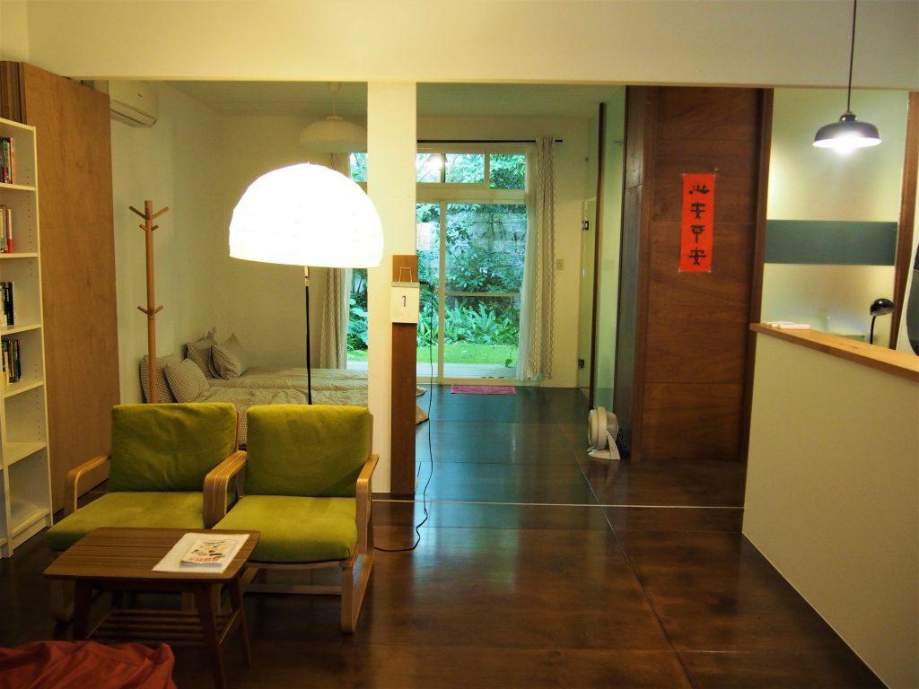一軒家をまるごと貸し切って、暮らすように旅したい。そんな願いを叶える民宿「小屋子C」(宜蘭市内)<※現在営業停止中>