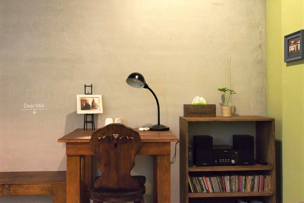 素朴さの中にあるぬくもり、穏やかな時間が流れるリノベ民宿「法采時光」(花蓮市内)