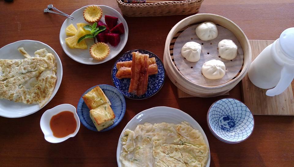 「早稲田」の朝食