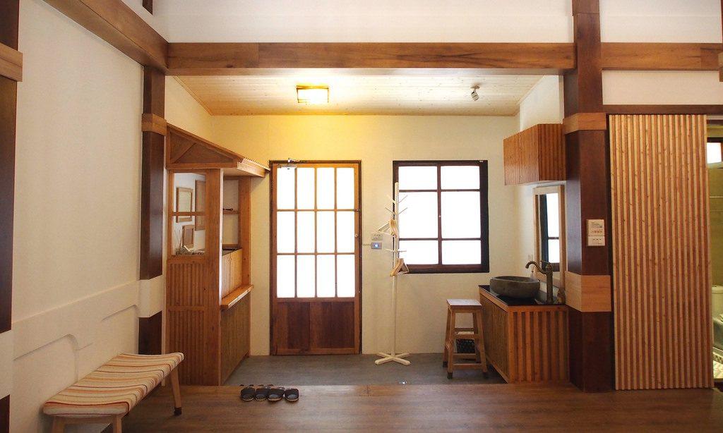 一軒家を丸ごと貸し切り!懐かしくも新しいオシャレ日式古民家「末廣通 日和家宅民居」(台南市内)