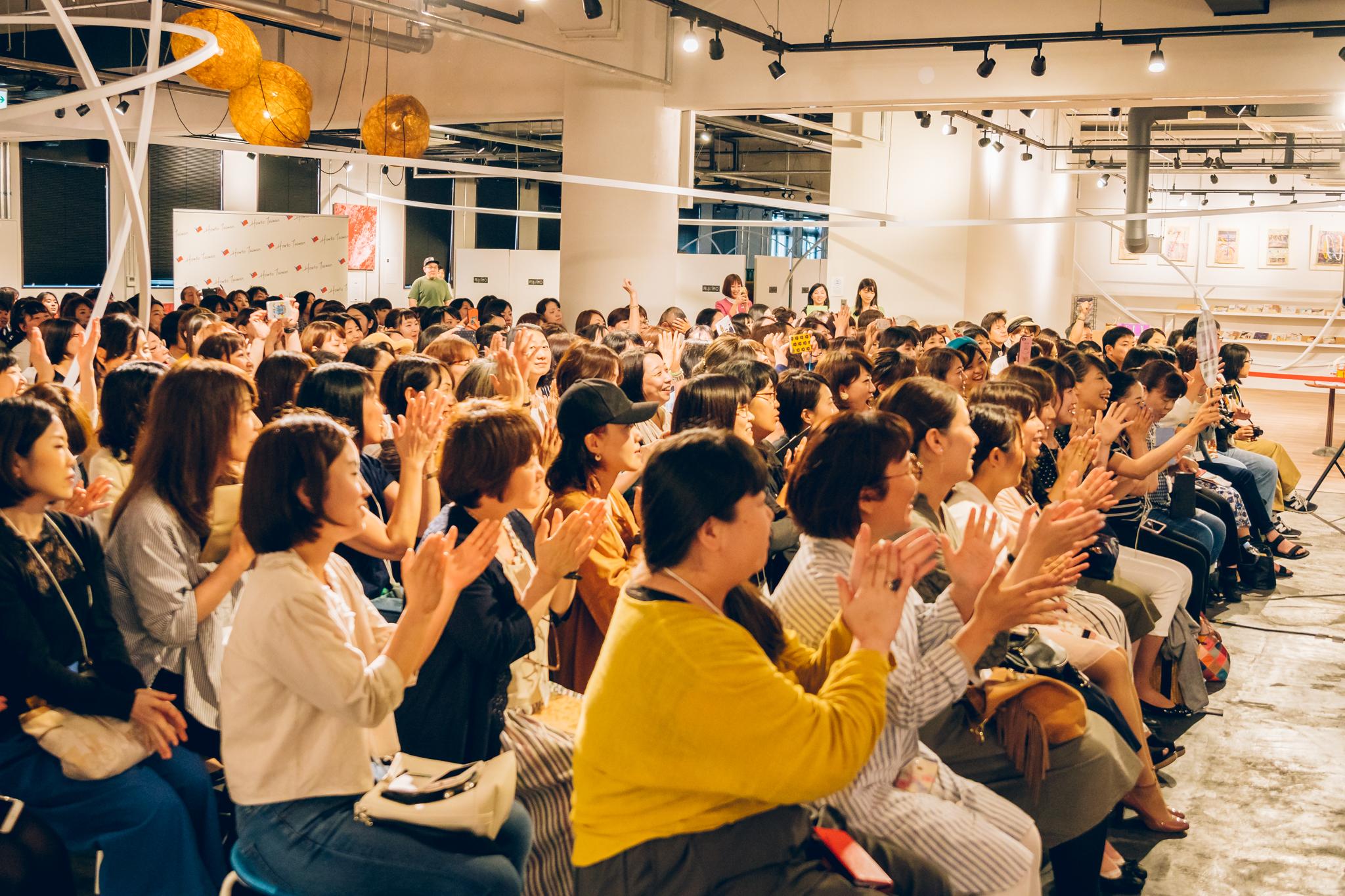 【イベントレポート】台湾女子ナイト2018 in 神戸!「宇宙人(Cosmos People)」トークショーの全内容をお届け♪