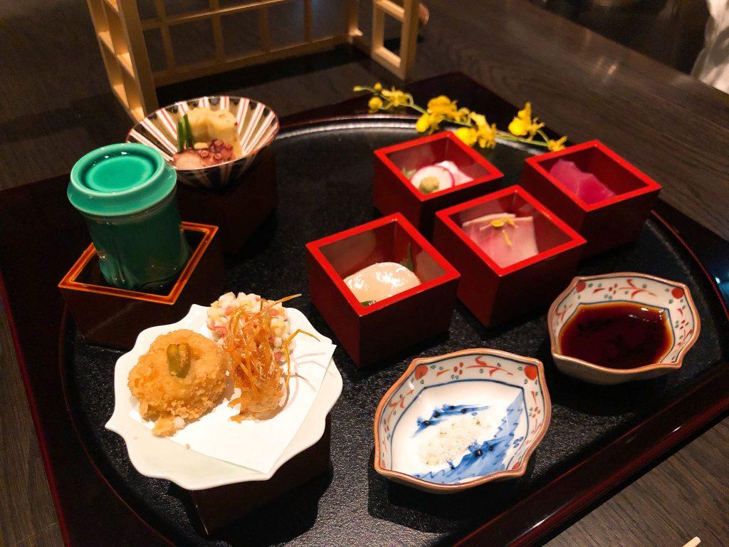 星のやグーグァン(台湾・谷關)レストラン