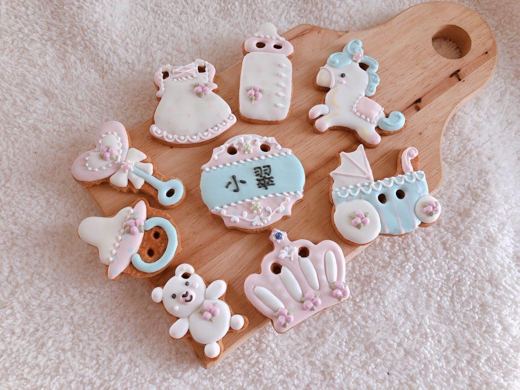可愛いクッキーで赤ちゃんの健やかな成長を願う、台湾のお祝いの儀式「収涎」をやってみた!